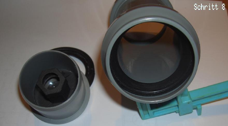 Spiegelreinigung meines newton teleskops astrofan s