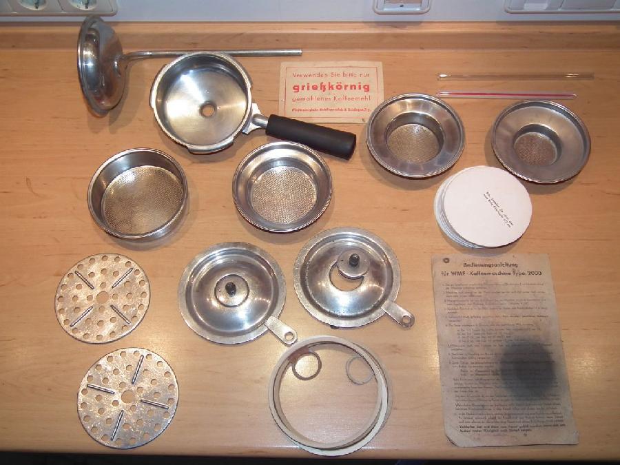 Wmf Elektrogrill Ersatzteile : Kaffeemaschine wmf ersatzteile: wmf lono kaffeemaschine glas